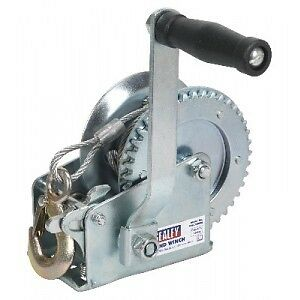 SEALEY GWC1200M Geared Hand Winch 540kg Capacity with Cable cheapest on ebay