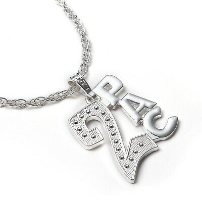 2pac Tupac Bling  Necklace / Pendant
