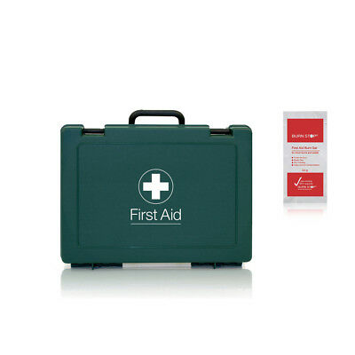 1-10 HSE Catering Workplace First Aid Kit - FREE Wall Mounted Bracket-FREE P&P