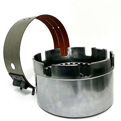 4L60E 4L70E 700R4 Transmission Reverse Input Drum with WIDE Alto Red Eagle  Band