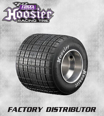 Hoosier 12.0 x 8.0-6  11940 Dirt Treaded Kart Tire D10A QRC