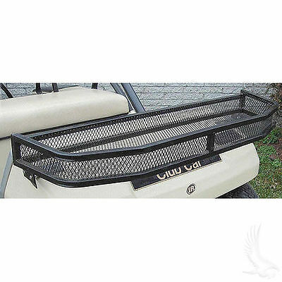 Club Car DS Front Mount Sporting Clay Basket Golf Cart