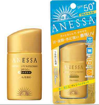 Shiseido☀ ANESSA Perfect UV Sunscreen ...