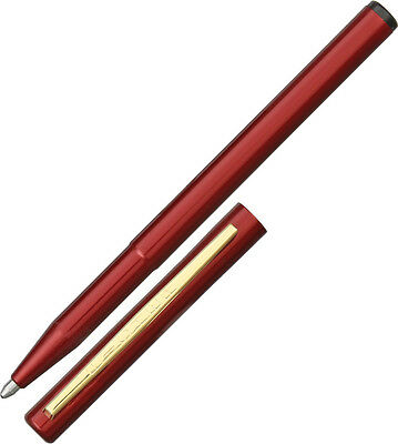 Fisher Space Pen STOWAWAY RED Damp Paper Any Angle Extreme Temps Writes Anywhere
