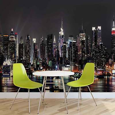 WALL MURAL PHOTO WALLPAPER PICTURE (1309PP) New York City Skyline Urban