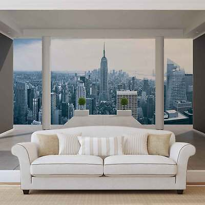 WALL MURAL PHOTO WALLPAPER PICTURE (1323PP) New York City Skyline Urban