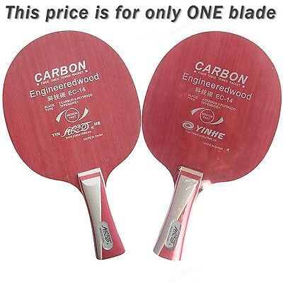 Galaxy EC-14 Table Tennis Blade, 5 wood + 2 carbon, NEW
