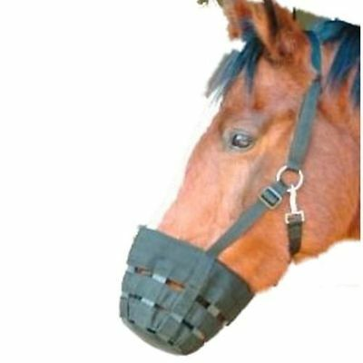 New Ekkia Large Full Medium Cob Pony size Comfort Grazing Muzzle