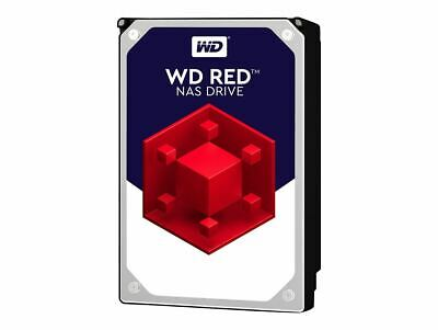 "Western Digital WD Red 6TB 3.5"" SATA Internal NAS Hard Drive HDD 5400RPM"