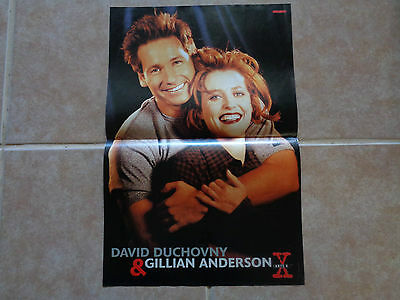 The X-Files_Mel Gibson_MAGAZINE CLIPPINGS CUTTINGS_ships from AUS!_P9