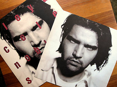 """Lloyd Cole No Blue Skies 12"""" Single (1990) EXCELLENT + insert"""