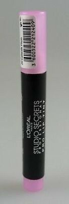 L'Oréal Studio Secrets Professional Lip Tint 20 Plum Gloss Stick Pencil Lipstick