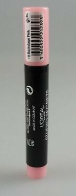 L'Oréal Studio Secrets Professional Lip Tint 10 Pink Gloss Stick Pencil Lipstick