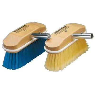 "Shurhold Side Deck 8"" Hull Brush Heads - Extra Soft and Soft Available"