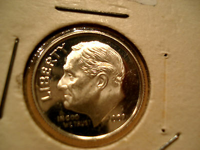 """2004-S PROOF ROOSEVELT DIME NICE  /""""ULTRA CAMEO/""""  COMBINED SHIPPING DISCOUNTS"""