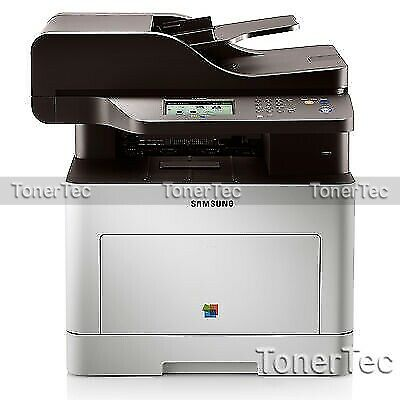 SAMSUNG CLX-6260FW ALL-IN-1 Multifunction Wireless Color Laser Printer 506 Toner