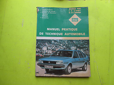 Revue Pratique De Technique Automobile/ Volkswagen Passat C-Cl Ect / 1985 / B6E6