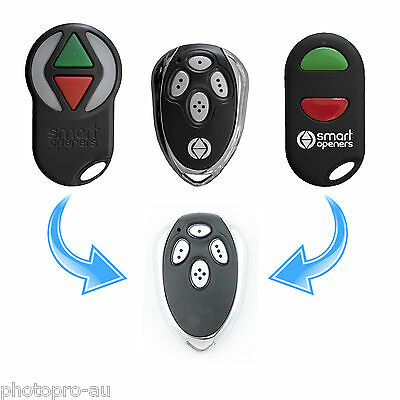 Smart Openers Remote Garage N16348/Nano/Roller Disc/Smart Lifter Replacement