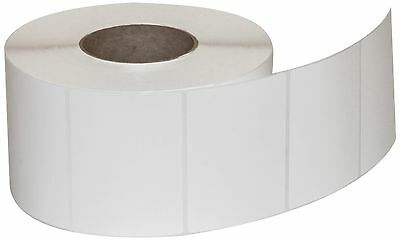 "Polypropylene Thermal Transfer Label  4"" x 6"" x 250"