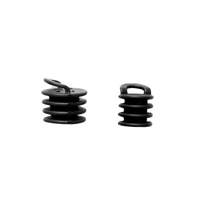 Scupper plugs bungs for kayak canoe medium & large Galaxy Scuppers - pack of 2