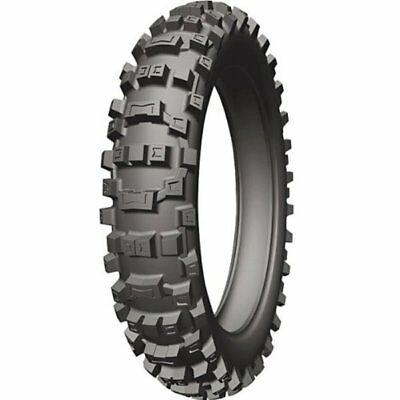 Michelin Tire Cross AC10 100/100-18 DOT Road Legal Off Road Dirt Bike Rear Tyre
