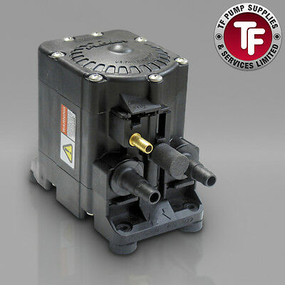 Flojet (Totton) Chemical Diaphragm Pump | G57C202A | 26.5 lpm