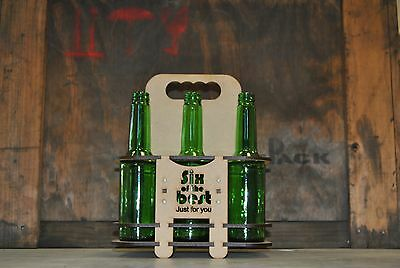 Father's Day Gift 6 pack Holder Laser Cut Specials