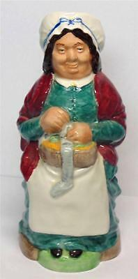 Wood & Sons Peggotty From The Charles Dickens Toby Jug Collection