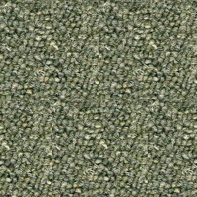 22 Select Contract CARPET TILES Sage Green Heavy Duty Hard Wearing Commercial