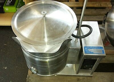 5 Gallon Stainless Steel Cleveland Kettle