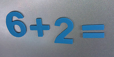 Magnetic Foam Numbers and symbols (Set of 24 pieces)