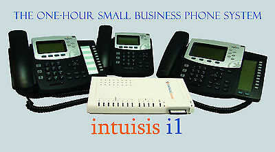 Complete Simple, affordable, VoIP business phone system & service with 10 phones