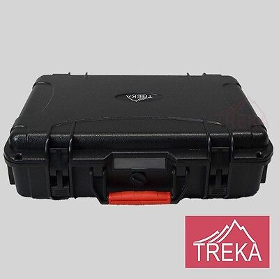 Treka - Model 300.All terrain dust and waterproof cases