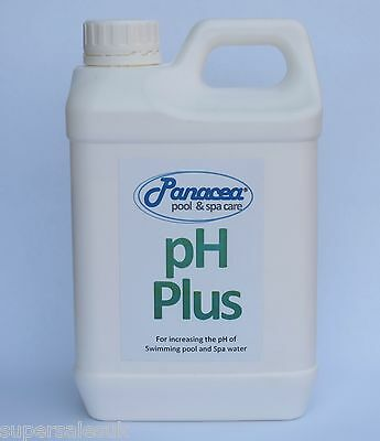 pH+ Plus increaser 5kg For swimming pools, spas, hot tubs
