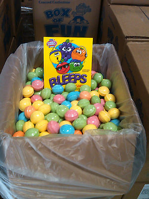 Dubble Bubble Bleeps Candy  5 lb bag