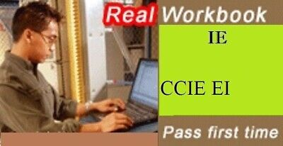 CCIE RS Routing and Switching  V5 Real lab workbook 2017 work book