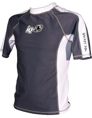 iQ UV 300 Shirt Watersport iQ anthracite Gr. M