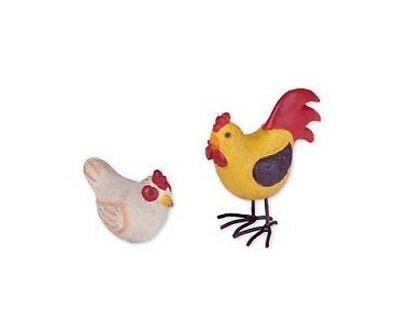 Fairy Garden Mini - Chickens Set of 2
