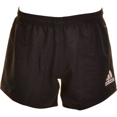 Adidas Rugby Short Black and White
