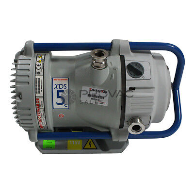Edwards XDS-5C Dry Scroll Pump, Factory Rebuilt