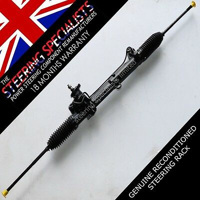 Ford Mondeo MK3 2.2 TDCI 2000 to 2007 Genuine Reconditioned Steering Rack