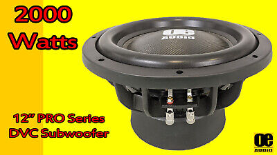 """AUDIOBAHN AW1251T 12"""" 800WATTS Car Audio Subwoofer BRAND NEW  (Sale)"""