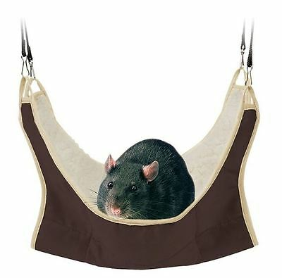Trixie Large Rat Small Rodent Hanging Hammock Cage