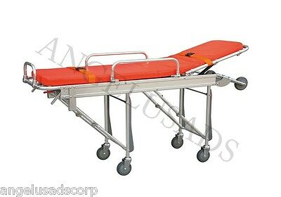 Emergency Medical Hospital Stretcher Ambulance Automatic Loading USA