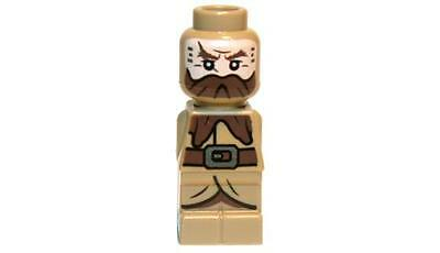 LEGO GAME MINIFIGURE 85863pb095 Microfig The Hobbit Dwalin the Dwarf NUOVO/NEW