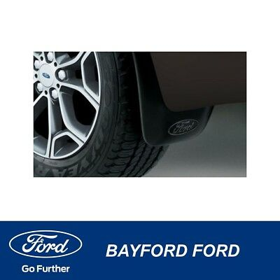 Mud Flap Set Front & Rear Full Set Mudflaps -New Genuine Ford Territory  Sx & Sy