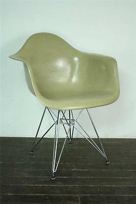 Vintage Eames Herman Miller Dar Chair Original Eiffel Base Retro #1082 Rar