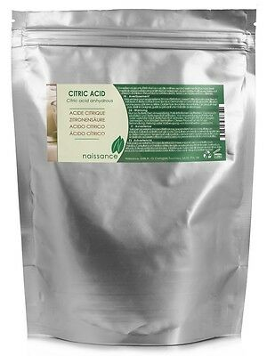 Acido Citrico - Naturale al 100%