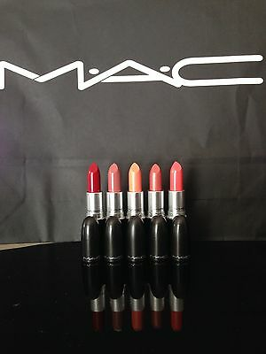 X1 MAC BRAVE RED MODESTY CORAL BLISS SWEET & SOUR RAMBLIN ROSE - PICK 1 - BNWOB