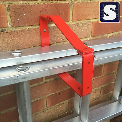 NEW Secure Storage Brackets For Ladders & Platform Steps (supplied in a Pair)
